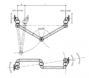 Swivel joint assembly