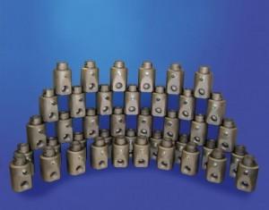 High pressure swivel joint M-Gelenke DN25