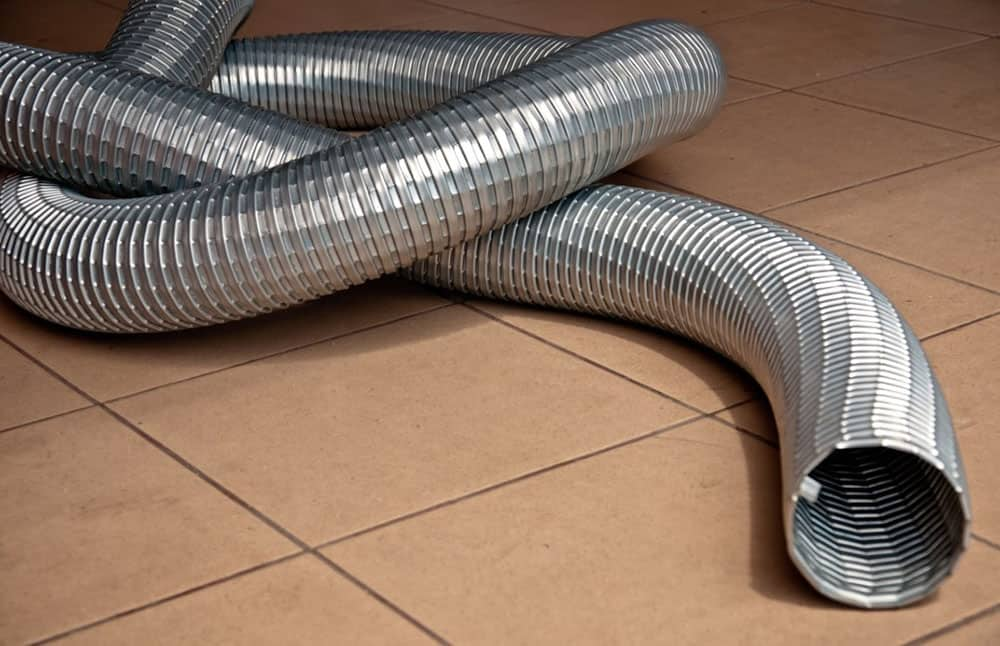 Węże metalowe typu GRIPLOCK AGRAFLEX - uszczelnione